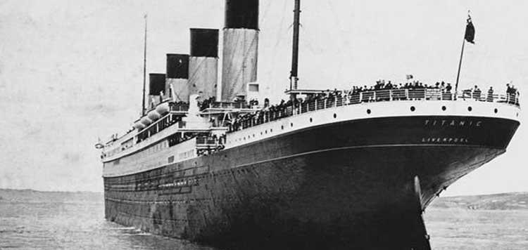 Curiosidades do Titanic