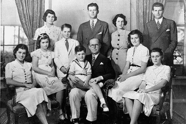 A maldição da família Kennedy