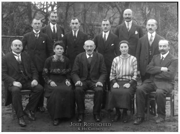 A família Rothschild