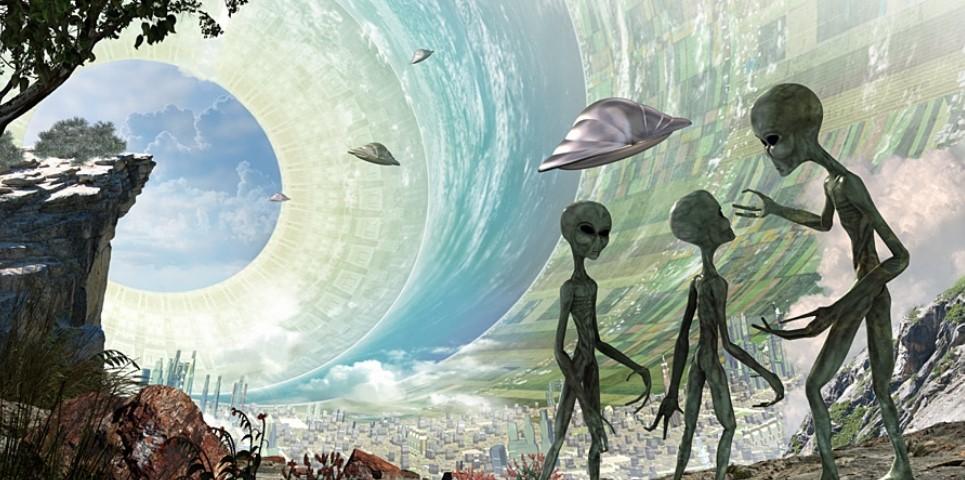 Criaturas que vivem no centro da Terra