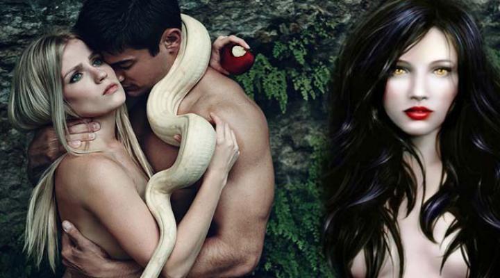 Lilith (esposa do Adão antes de Eva)