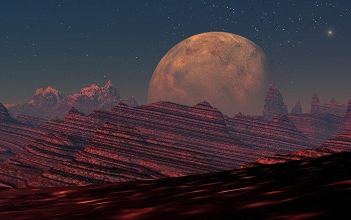 Por que nunca se foi até Marte
