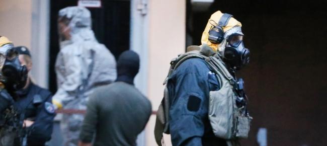 Ebola arma biológica