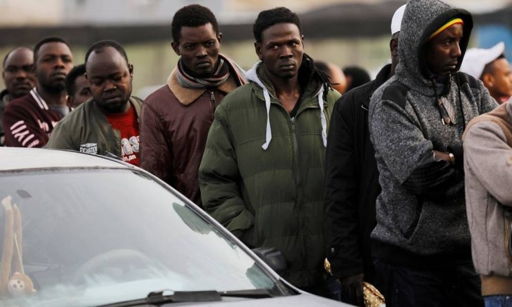 Por que africanos tem a pele escura
