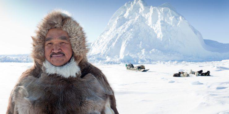 Povos do Polo Norte