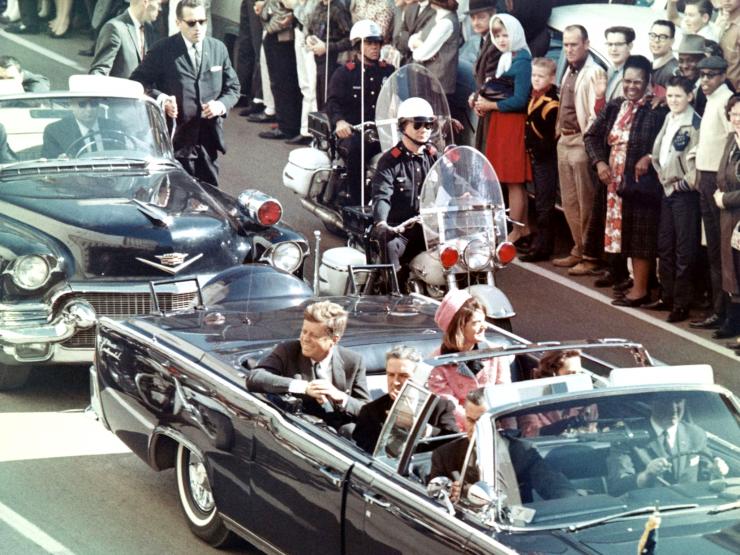 Quem matou JFK