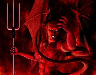 Como invocar o diabo
