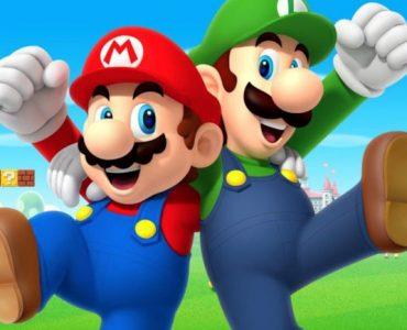 Jogos do Super Mário